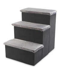 Pet Collection Sherpa Pet Stairs
