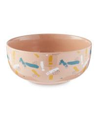 Kirkton House Pink Bowl