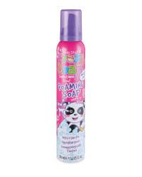 Crazy Kids Pink Foam Soap 225ml