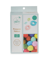 So Crafty Pom Pom Kits