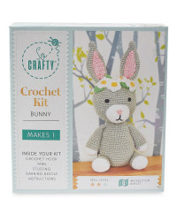 Bunny Crochet Kit