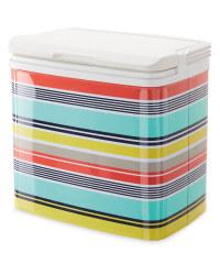 Retro Coolbox Stripes