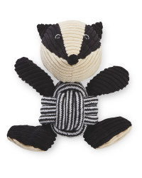 Rope Ball Badger Dog Toy