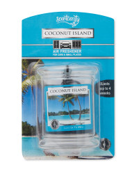 Scentcerity Coconut Air Freshener