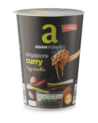 Singapore Curry Noodles