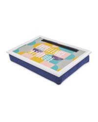 Kirkton House Slogan Tablet Lap Tray