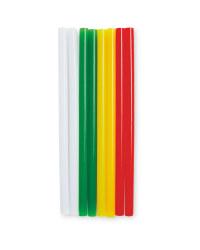 So Crafty 100 Colour Glue Gun Sticks