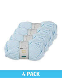 So Crafty Forget-Me-Not Baby Yarn