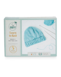 So Crafty Learn to Knit Craft Kit