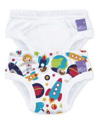 Space Potty Training Pants 2 Pack