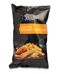 Specially Selected Chunky Oven Chips