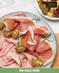 Specially Selected Parma Ham