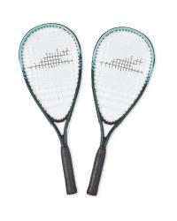 Blue Speed Badminton Set