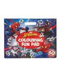 Spider-Man Colouring Fun Pad