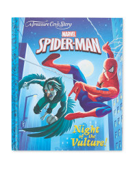Spiderman- Night of the Vulture Book