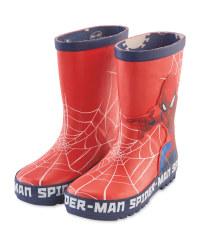 Lily & Dan Marvel Spiderman Wellies