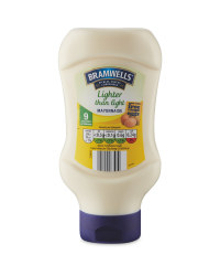 Squeezy Mayonnaise - Lighter