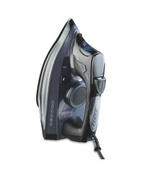 Easy Home LCD Steam Iron - Black