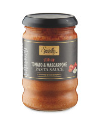 Stir Through Pasta Sauce -Mascarpone