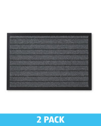 Striped Utility Mat 2 Pack