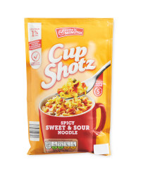 Sweet & Sour Cupshotz
