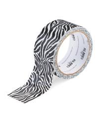 So Crafty Zebra Print Tape