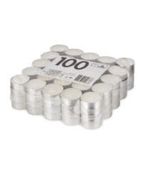 100 Pack Tealights