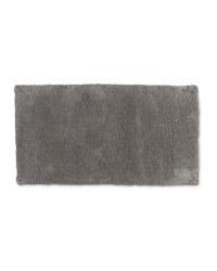 Kirkton House Teddy Bear Rug - Dark Grey