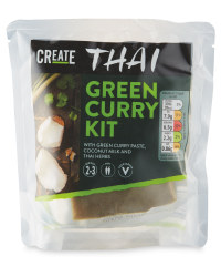 Thai Green Curry Kit