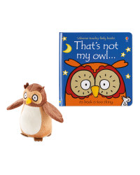That's Not My Owl Book/Toy