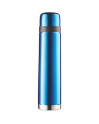 Kirkton House Thermal Drinks Flask - Blue