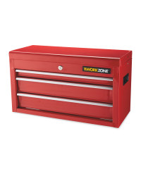 Workzone Red Tool Chest