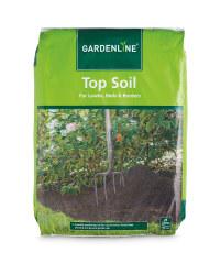 Gardenline Top Soil 25L