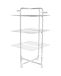 Easy Home Tower Airer - White