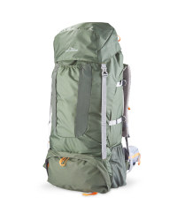 Trekking Backpack 70 L  Olive
