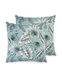 Tropical Garden Cushion 2 Pack