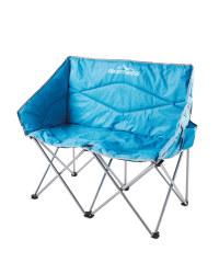 Twin Camping Chair - Teal