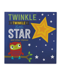 Twinkle Twinkle Picture Book