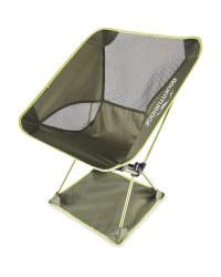 Ultra Light Camping Chair - Green