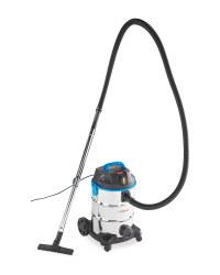 Wet And Dry Workshop Vacuum