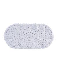 Kirkton House White Bath Mat
