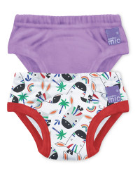 Zebra Potty Training Pants 2 Pack