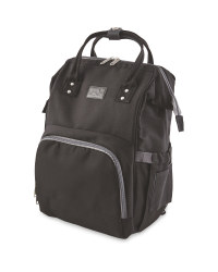 Mamia Baby Changing Backpack - Black