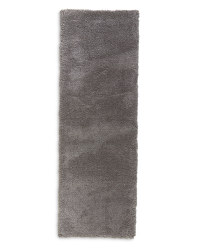 Kirkton House Teddy Bear Runner - Dark Grey