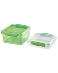 Sistema Bright Storage 2 Pack - Green