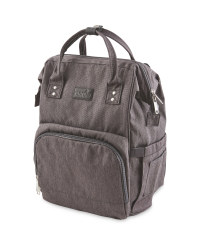 Mamia Baby Changing Backpack - Grey
