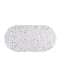 Bath Suction Mats - Light Grey Bath