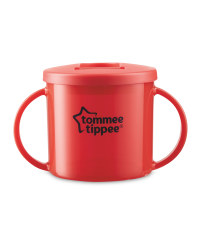 Tommee Tippee My First Drinks Cup - Red