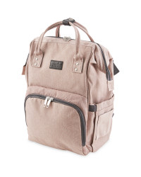 Mamia Baby Changing Backpack - Rose