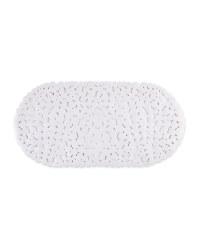 Bath Suction Mats - White Bath